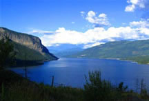 Salmonarm Lake