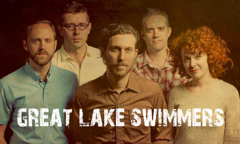 Great Lake Swimmers  at the Roots and Blues in Salmon Arm, British Columbia