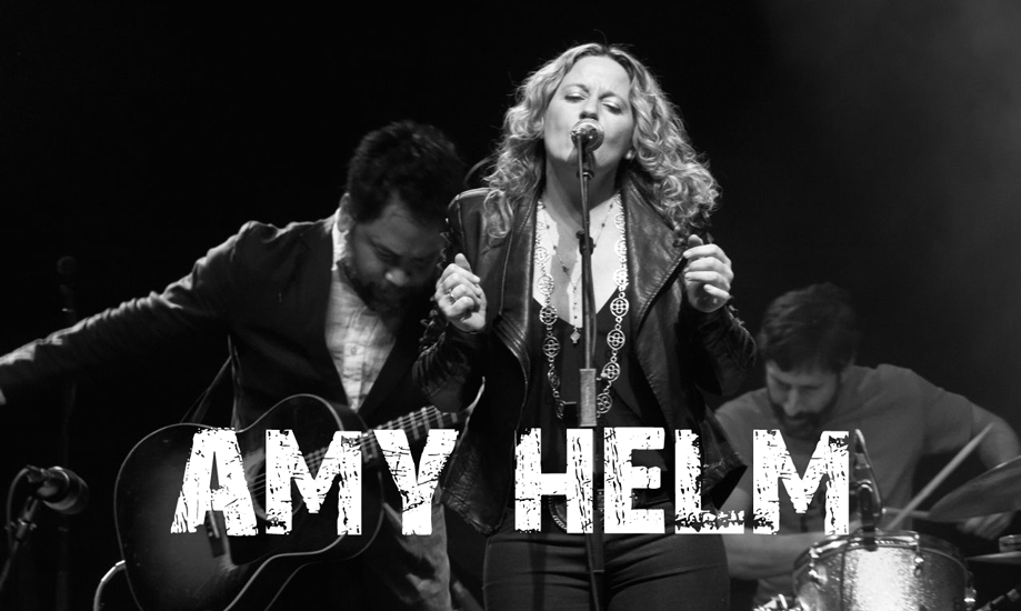 Amy Helm at the Salmon Arm Roots and Blues Festival