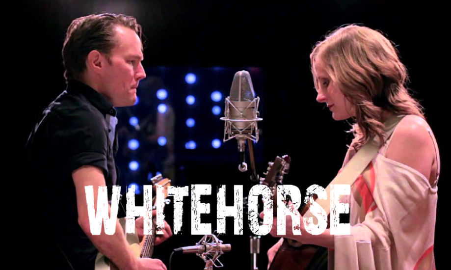 Whitehorse band  at the Roots and Blues in Salmon Arm, British Columbia