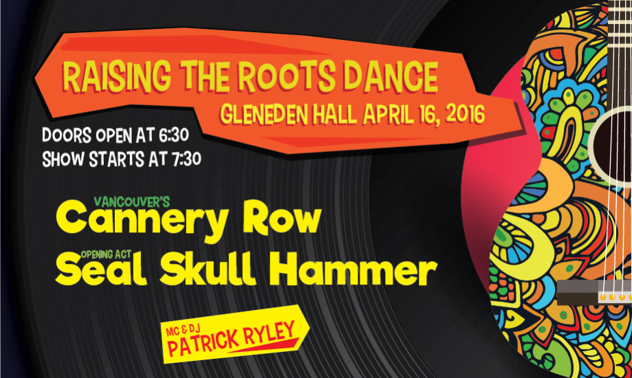 Gleneden Hall Dance on April 16, 2016