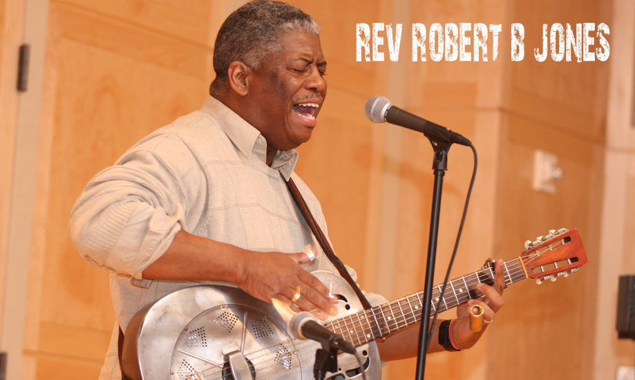 Performing at the 25th Annual ROOTS&BLUES Festival in Salmon Arm, British Columbia