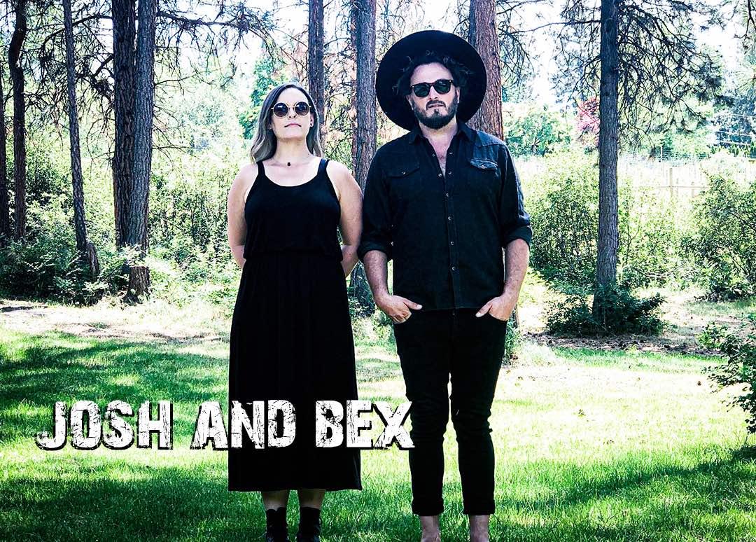 josh and bex