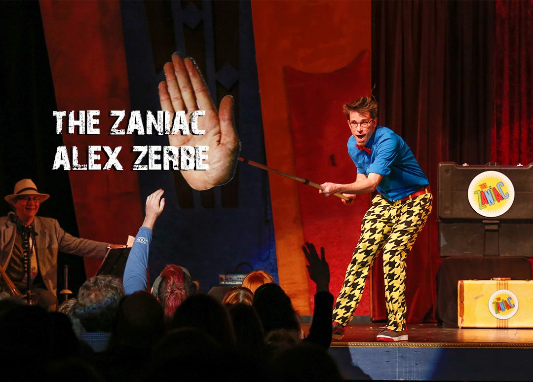 the zaniac
