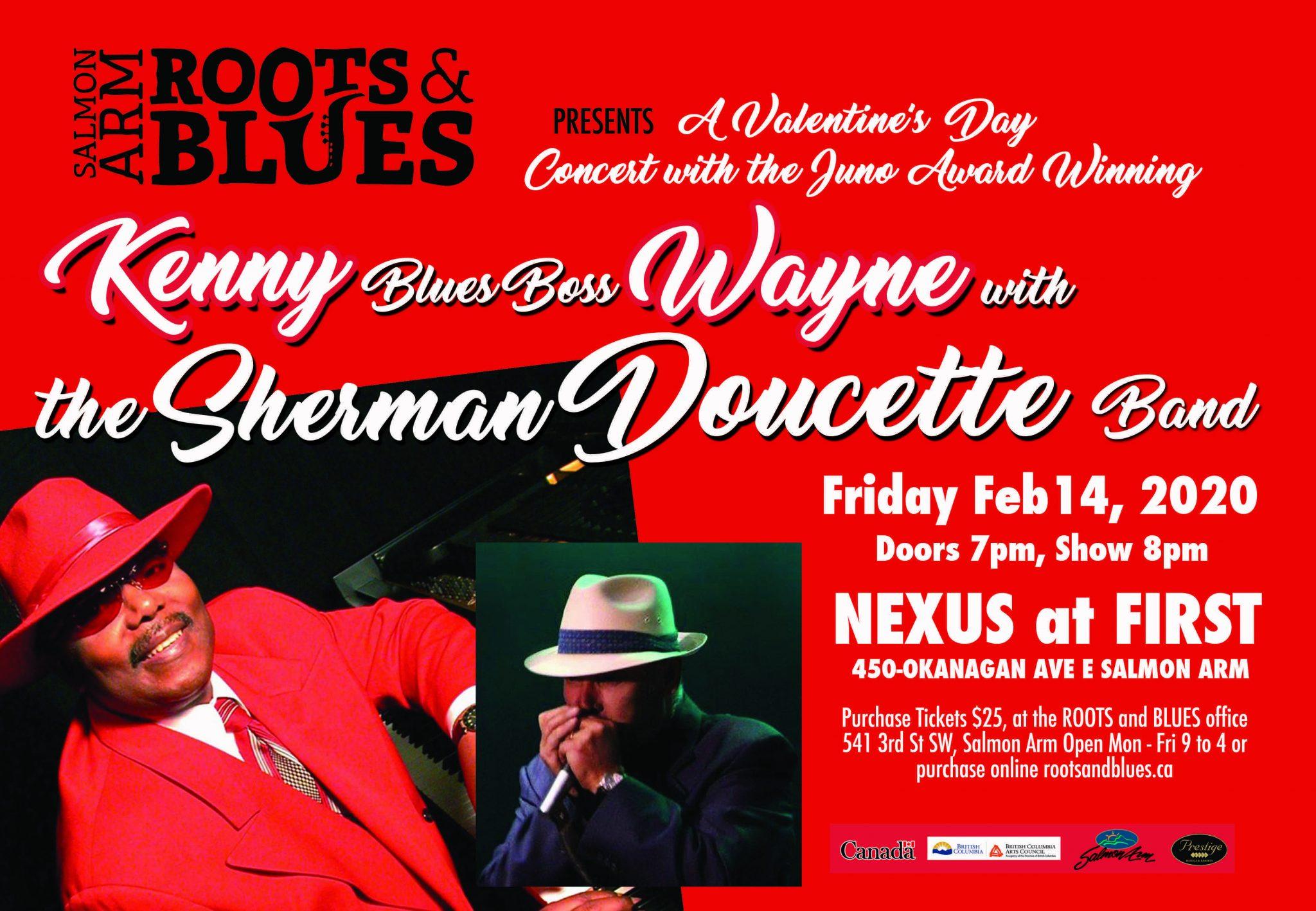 Kenny Blues Boss