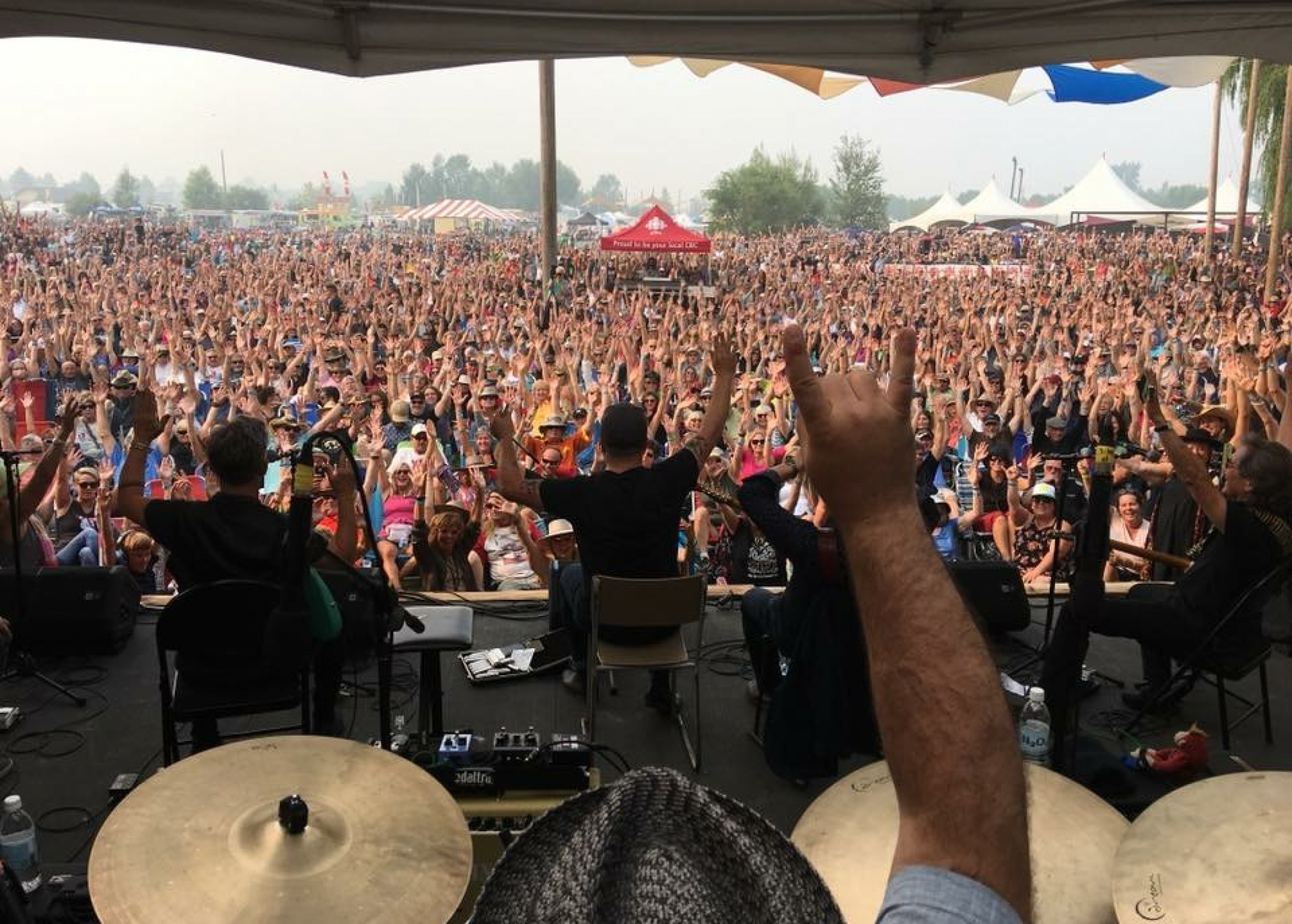 CBC Blues Stage_epic crowd